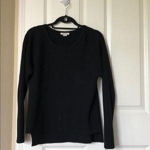 Black Helmut Lang sweater